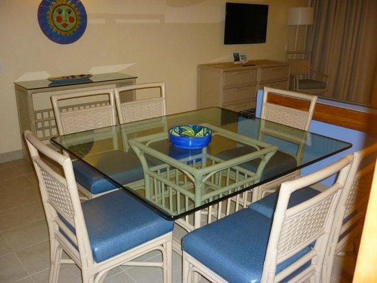 Zuana Beach Resort: Comedor