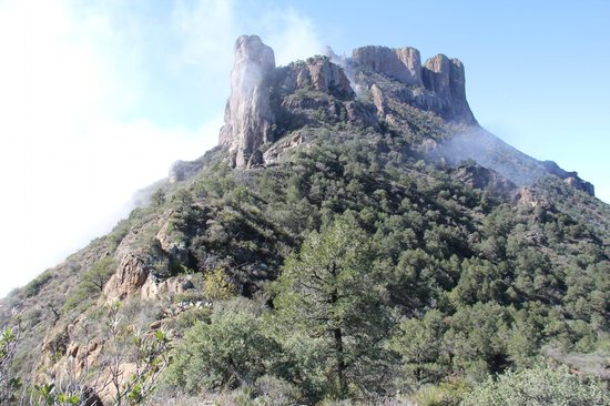 Big Bend National Park: Lost Mine Trail