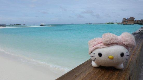 Gili Lankanfushi Maldives : Jetty 3
