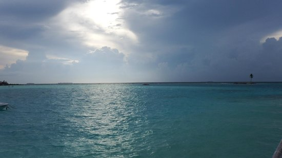 Gili Lankanfushi Maldives : View from our Villa 42