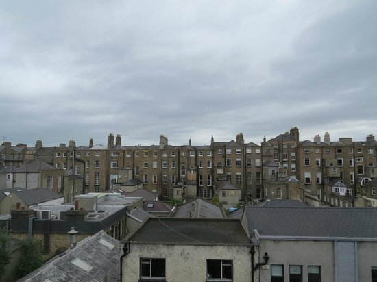 The Merrion Hotel: View from Room 2