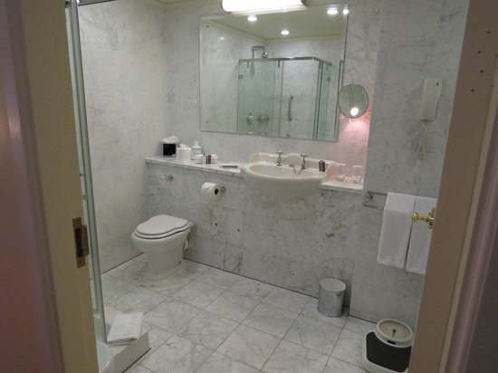 The Merrion Hotel: Bathroom 1