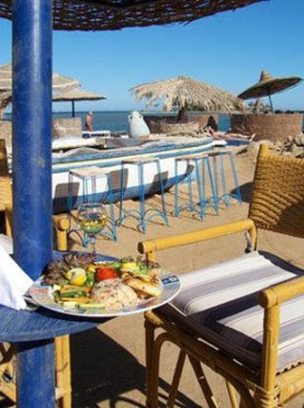 Hotel Sultan Bey Resort: Beach Restaurant