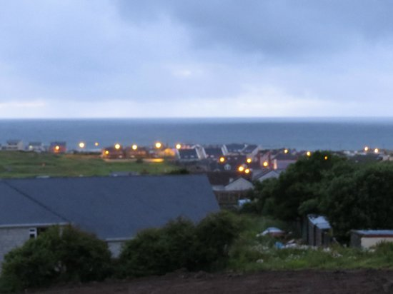 Strandhill Lodge and Suites Hotel: View from balcony