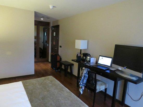 The Twelve Hotel: Room view to door