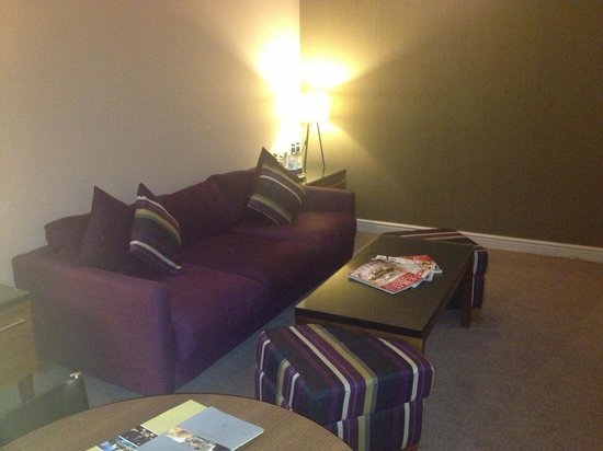 Townhouse Hotel Manchester: Suite