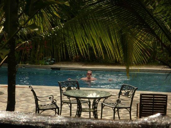 Hotel Kokoro Arenal : pool area