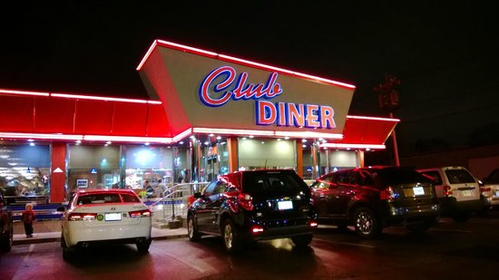 The Club Diner: Club Diner 2