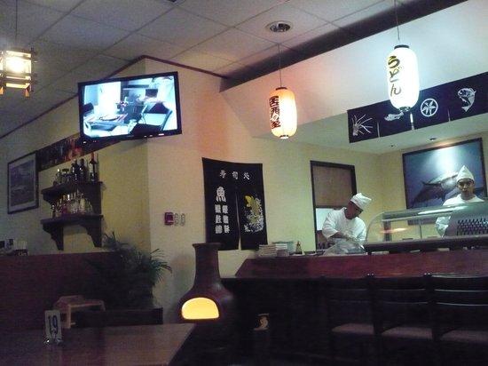 Restaurante Sushi Excelencia: Inside