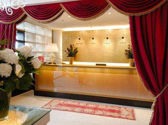Hotel a La Commedia: ALa Commedia Reception