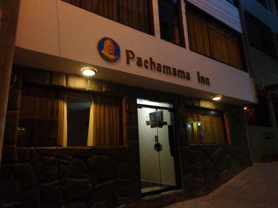 Hatun Pachamama Inn: Fachada do Hotel