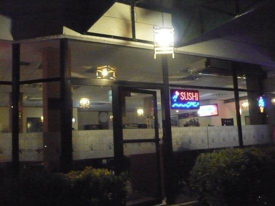 Restaurante Sushi Excelencia: Outside