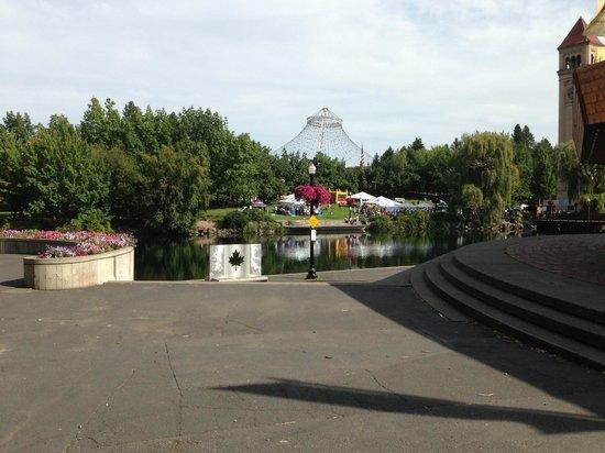 Downtown Spokane: Expo Park
