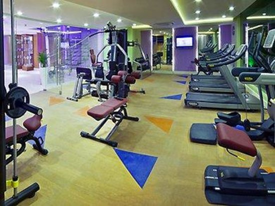 Novotel Suites Riyadh Olaya : Recreational Facilities