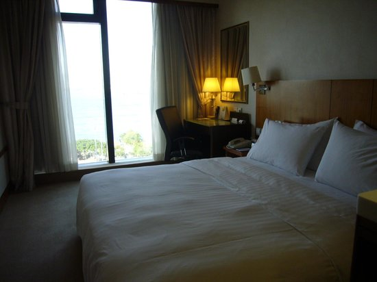 Island Pacific Hotel : スーペリアサイド ハーバービュー