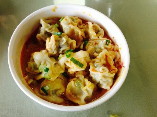 Noodle King: Hot & Spicy Wonton