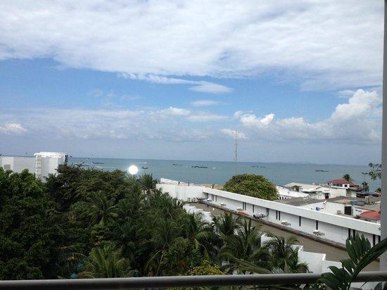 Pattaya Marriott Resort & Spa: balcony view