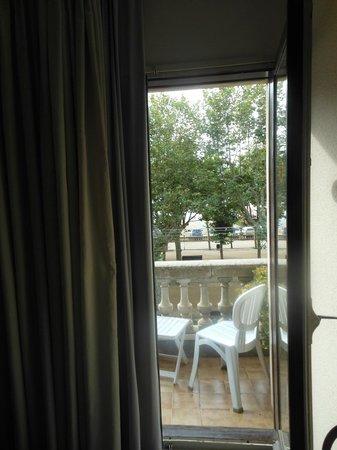 ALEGRIA Espanya: Балкон
