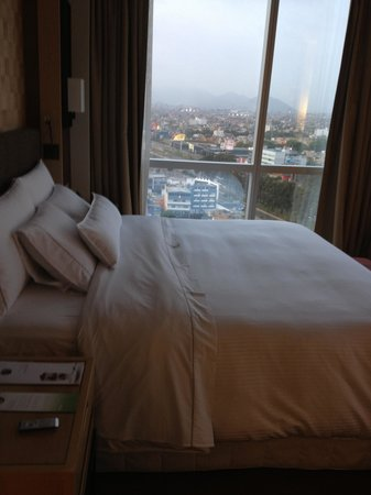 The Westin Lima Hotel & Convention Center: room