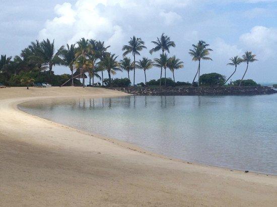 Four Seasons Resort Mauritius at Anahita: beach at 4 seasons
