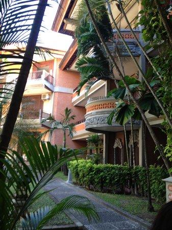 Adi Dharma Hotel: hotel