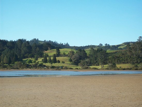 Pacific Harbour Lodge: View across the estuary