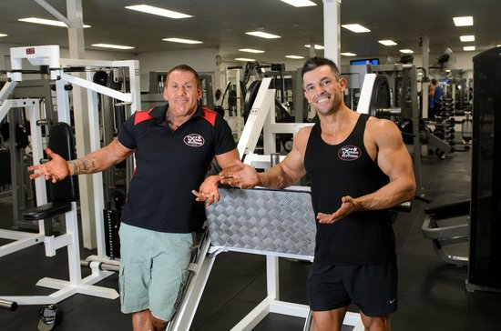 Extreme fitness 24hr- Airlie Beach : in the gym