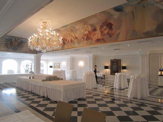 Austria Trend Parkhotel Schönbrunn Wien: Salão de festas