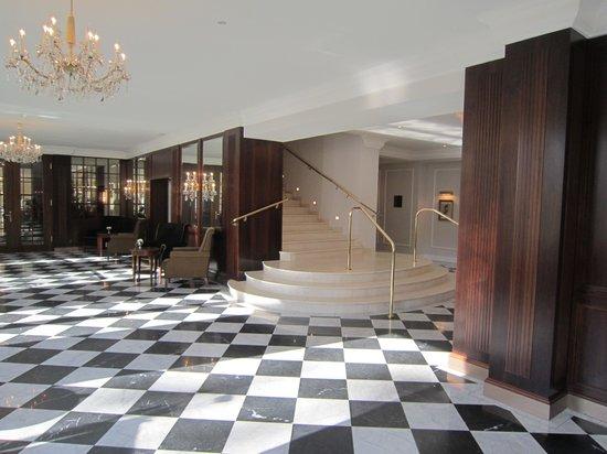 Austria Trend Parkhotel Schönbrunn Wien: Ambiente da recepção