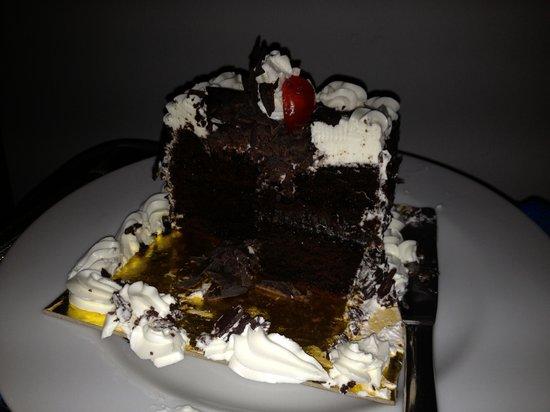 PING Hotel Seminyak Bali : Choco cake