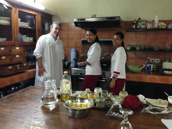 Sukhavati Ayurvedic Retreat and Spa : Cooking Class