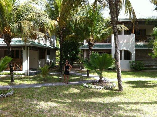 Indian Ocean Lodge: extérieur de l'hotel