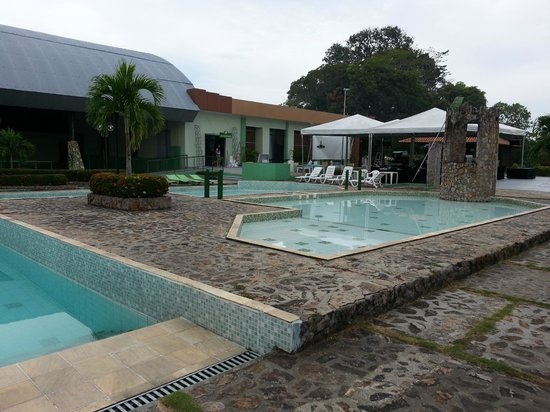 piscina bild fr n amazon river resort hotel parintins