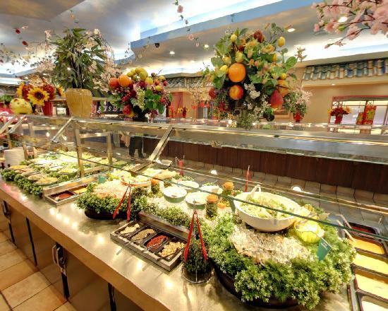 Mandarin Restaurant: Salad bar 1