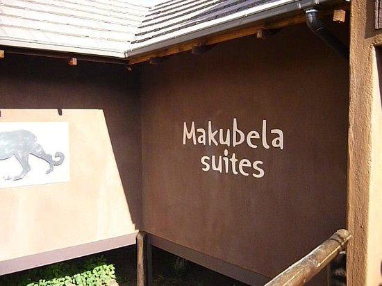 Idube Game Reserve Lodge: Makubela Suite