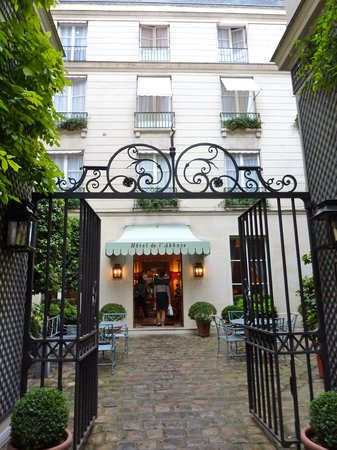Hôtel de l'Abbaye Saint-Germain: Hotel de l'Abbaye Saint-Germain