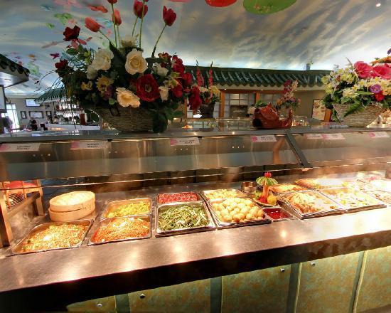 Mandarin Restaurant: Dinner buffet 1