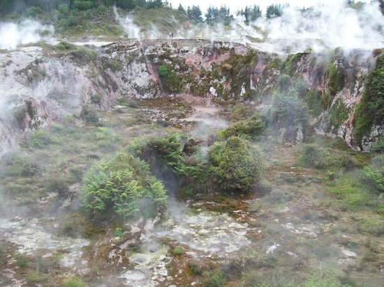 Millennium Hotel and Resort Manuels Taupo: Craters of the Moon