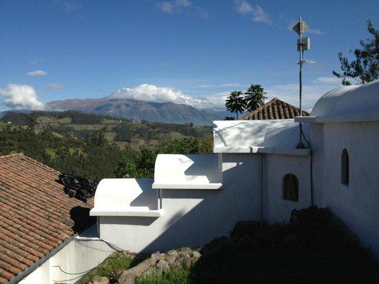 Casa Mojanda: Casa Monjanda views