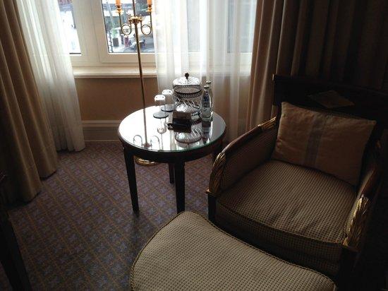 The Ritz-Carlton, Berlin : Sitting Area