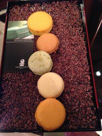 The Ritz-Carlton, Berlin: Macarons