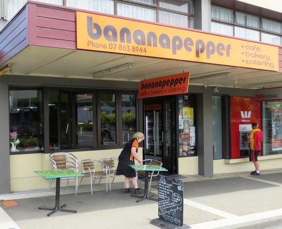 Banana Pepper Cafe
