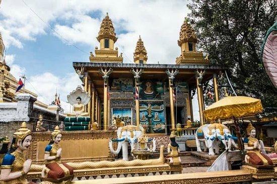 Phnom Yat: Wat Yaht