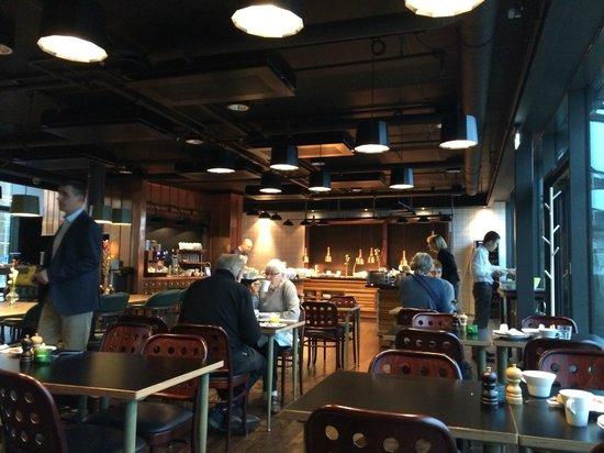 Radisson Blu Riverside Hotel, Gothenburg: Petit Dej