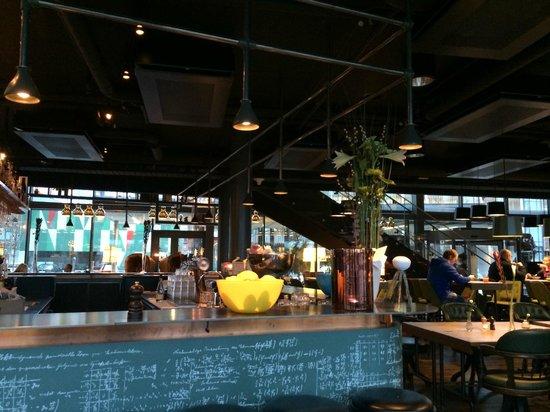 Radisson Blu Riverside Hotel, Gothenburg: Restaurant