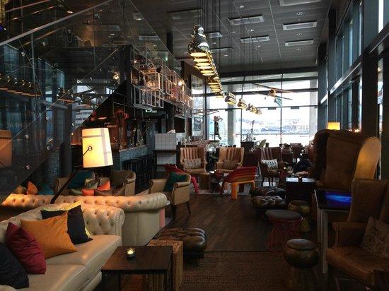 Radisson Blu Riverside Hotel, Gothenburg: BAR