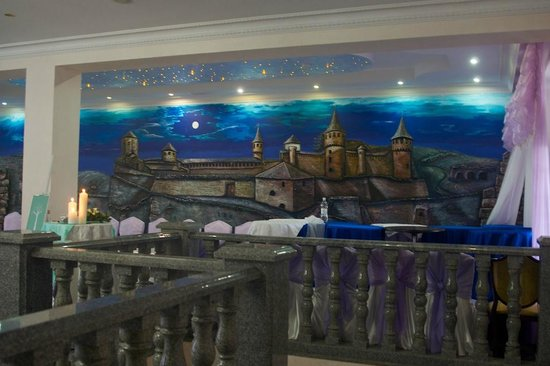 Kleopatra Hotel: restaurant