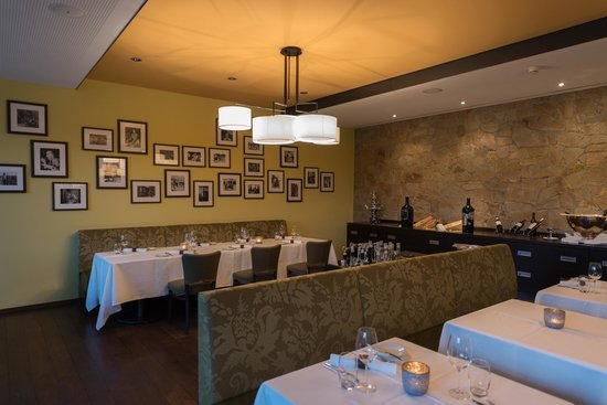Osteria TRE at Bad Bubendorf Hotel : Teil des Restaurants