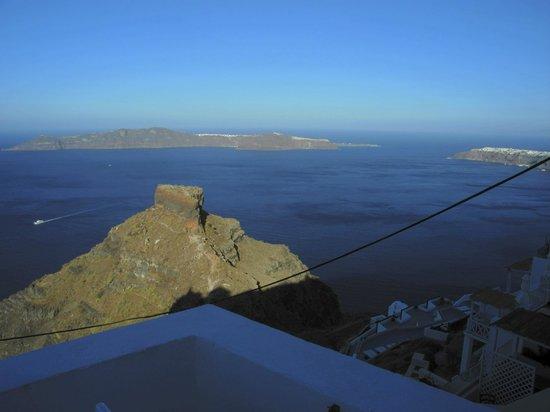 Hotel Sunny Villas : Aussicht vom Balkon