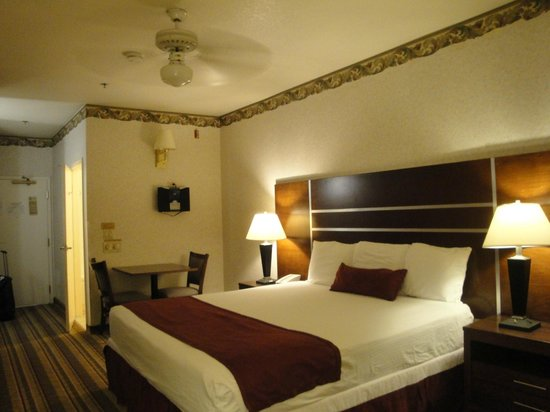Arena Hotel: 泊まった部屋